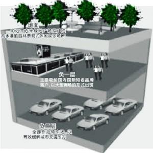 唐延路地下人防工程
