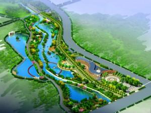 长安潏河湿地公园