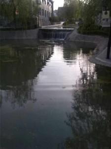 崆峒古镇-小桥